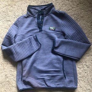 LL Bean Airlight Knit Pullover